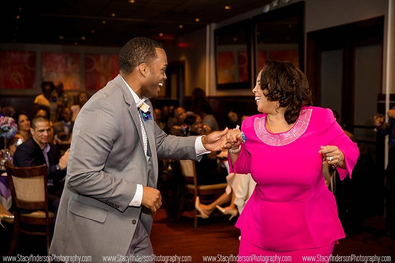 Sullivan's Steakhouse Houston Wedding Photographer (112)