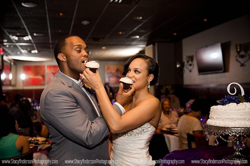 Sullivan's Steakhouse Houston Wedding Photographer (115)