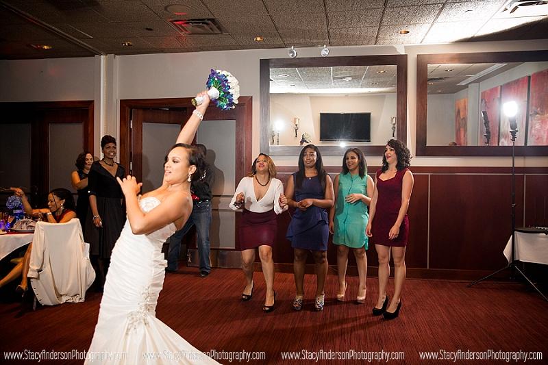 Sullivan's Steakhouse Houston Wedding Photographer (119)