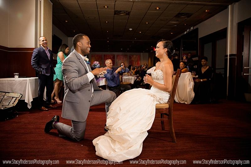 Sullivan's Steakhouse Houston Wedding Photographer (122)