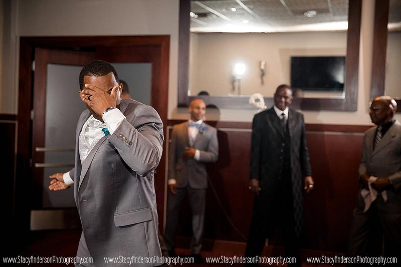 Sullivan's Steakhouse Houston Wedding Photographer (124)