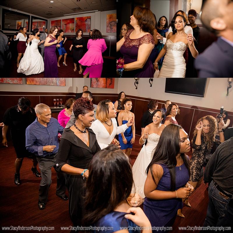 Sullivan's Steakhouse Houston Wedding Photographer (127)