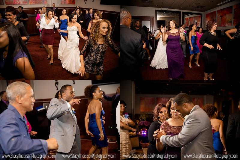 Sullivan's Steakhouse Houston Wedding Photographer (128)