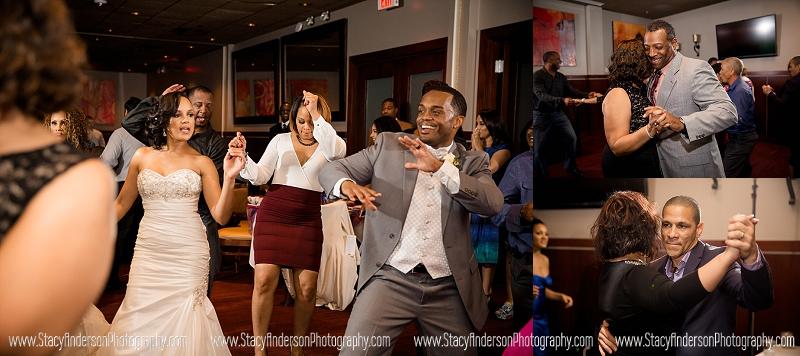 Sullivan's Steakhouse Houston Wedding Photographer (129)
