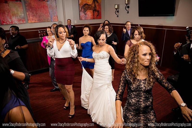 Sullivan's Steakhouse Houston Wedding Photographer (134)