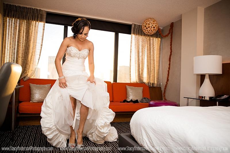 Sullivan's Steakhouse Houston Wedding Photographer (37)
