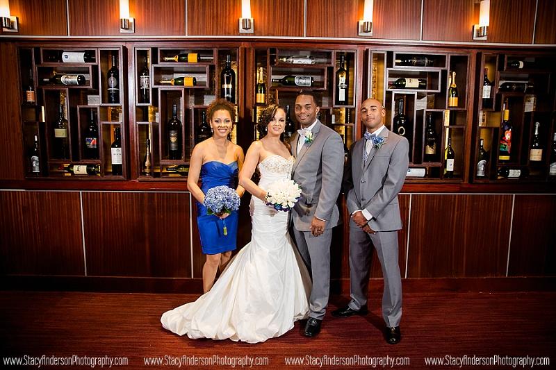 Sullivan's Steakhouse Houston Wedding Photographer (63)