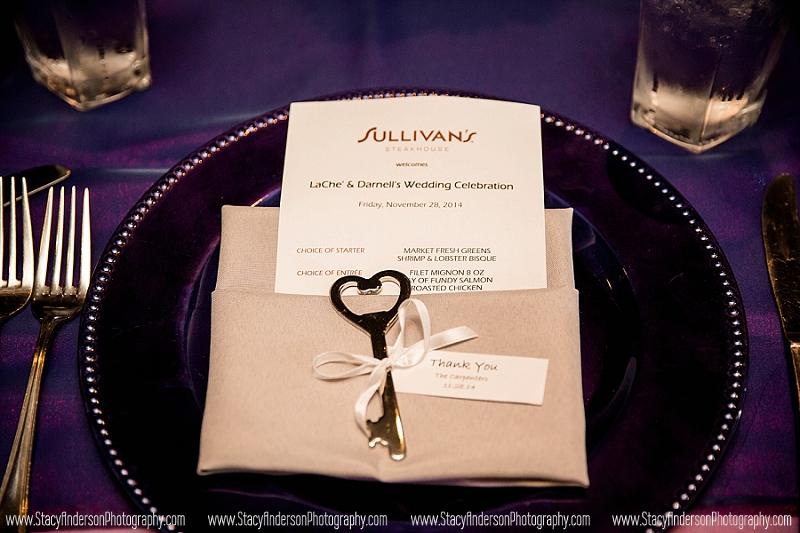 Sullivan's Steakhouse Houston Wedding Photographer (79)