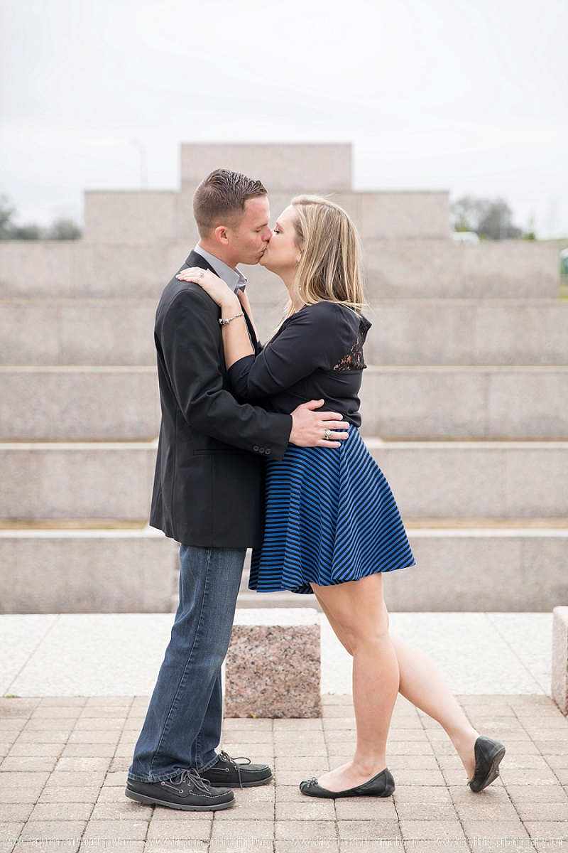 Houston Memorial Engagement Photographer (12)