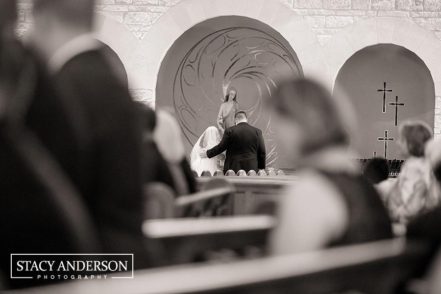St John Vianney Catholic Church Houston Wedding Photographer (16)