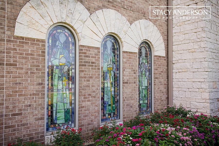 St John Vianney Catholic Church Houston Wedding Photographer (2)