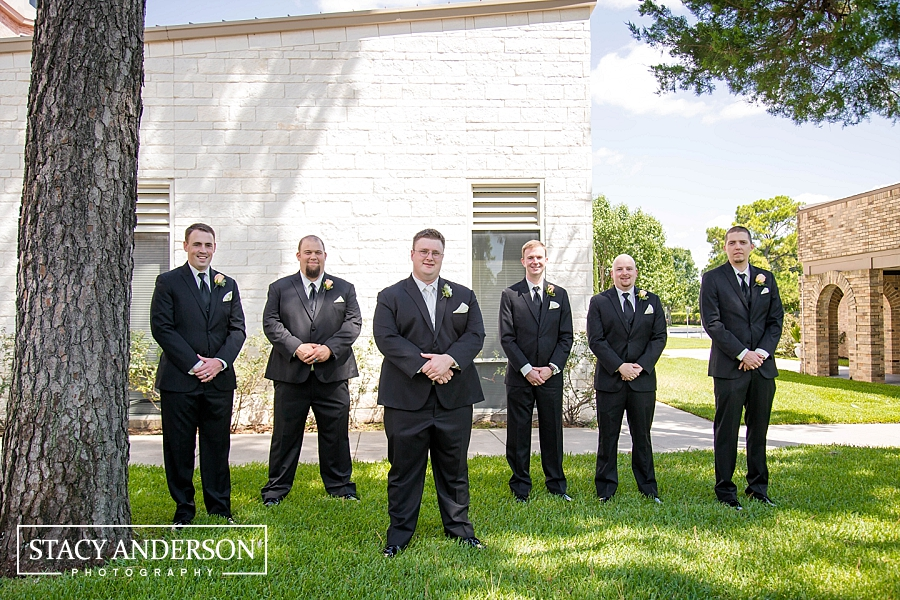 St John Vianney Catholic Church Houston Wedding Photographer (24)