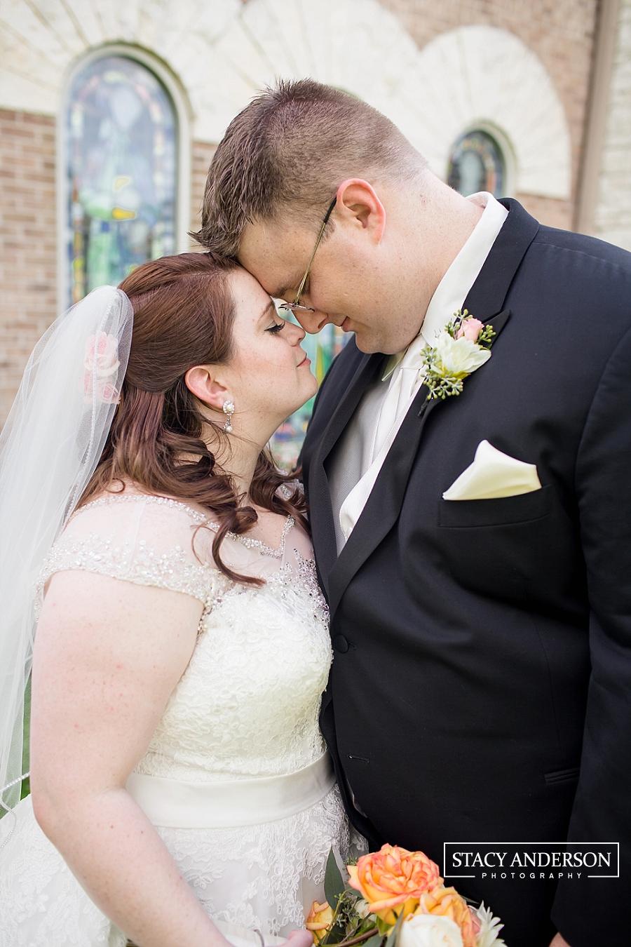 St John Vianney Catholic Church Houston Wedding Photographer (26)