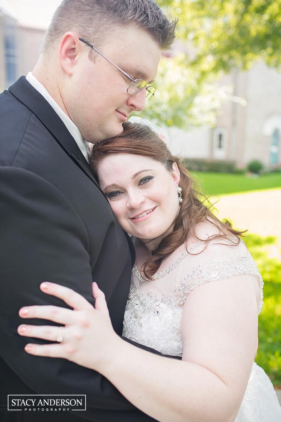 St John Vianney Catholic Church Houston Wedding Photographer (27)