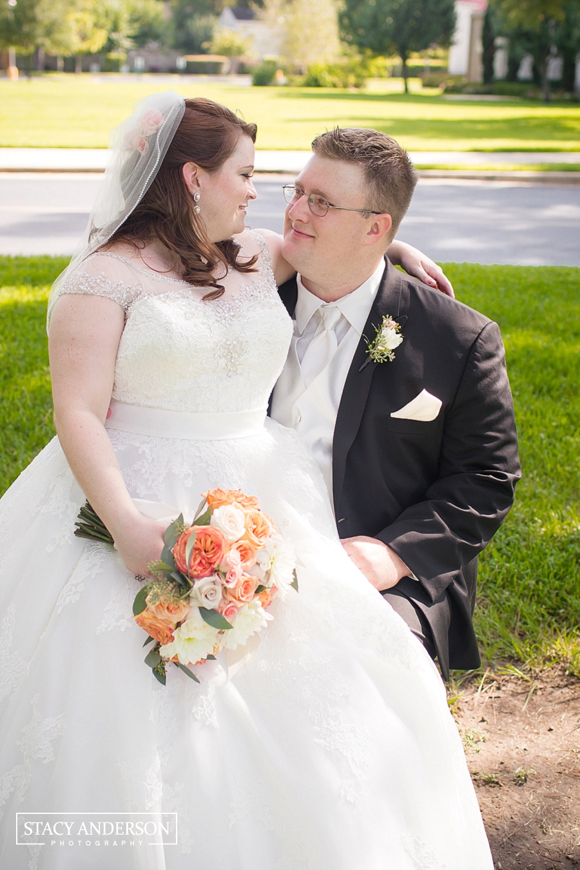 St John Vianney Catholic Church Houston Wedding Photographer (28)