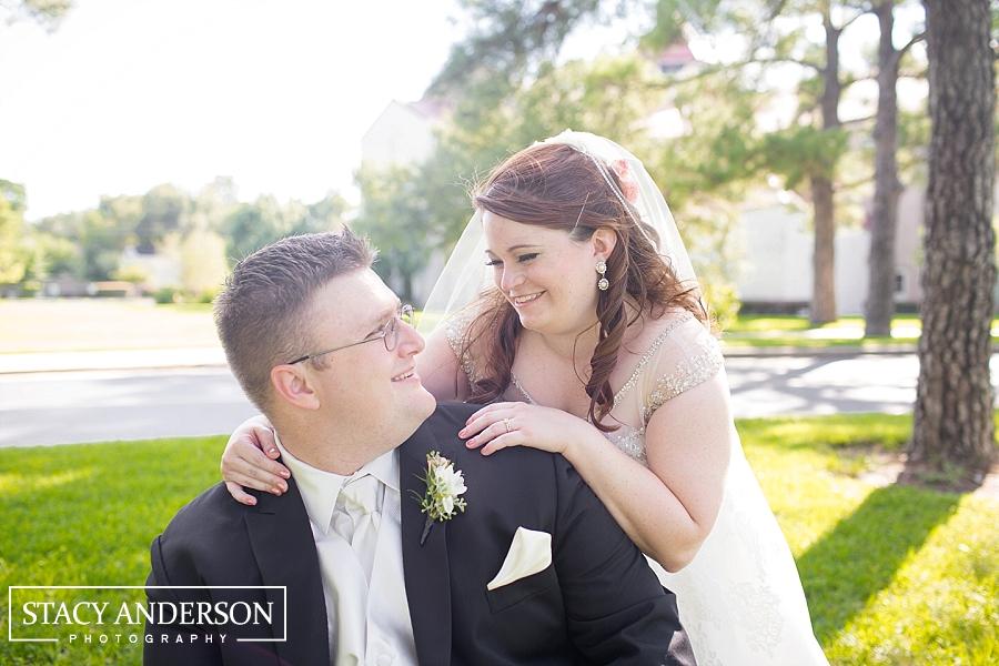 St John Vianney Catholic Church Houston Wedding Photographer (29)