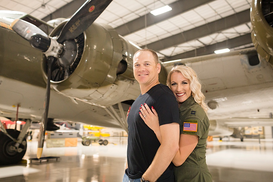 Stacy Anderson Photography Lone Star Flight Museum Engagement Photographer_0009.jpg