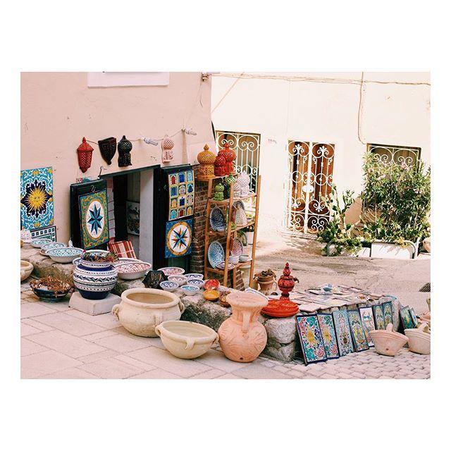 Handcrafted Italian ceramics 💕