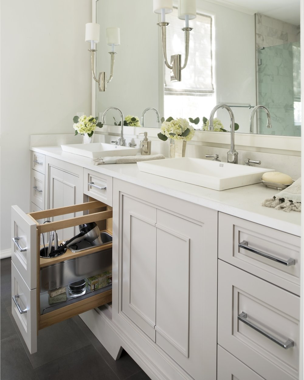 Vanity Cabinet Solutions -