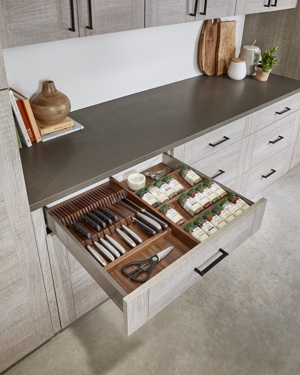 Drawer Organizer Solutions -