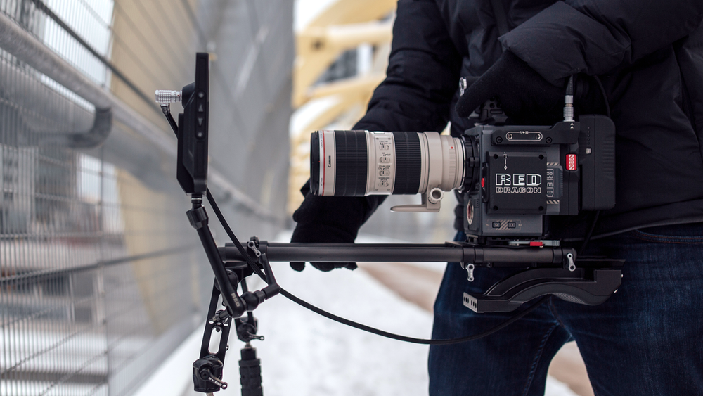 Video Production - ▸ Our films are shot on RED Cinema Cameras in 5K to deliver a high quality image.▸ We provide direction and a great crew to work with.▸ We record audio on location and in studio.