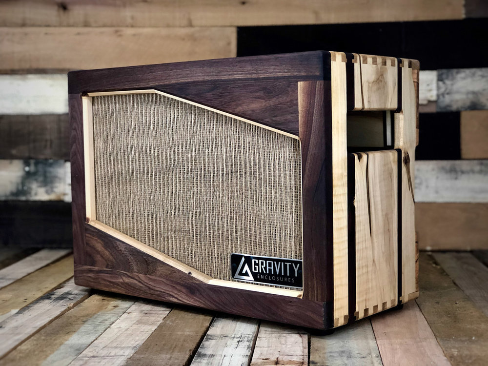 The Reclaimed Series enclosures are built from old furniture, reclaimed wood and other vintage items. These are rare builds and each cab will be one of a kind.