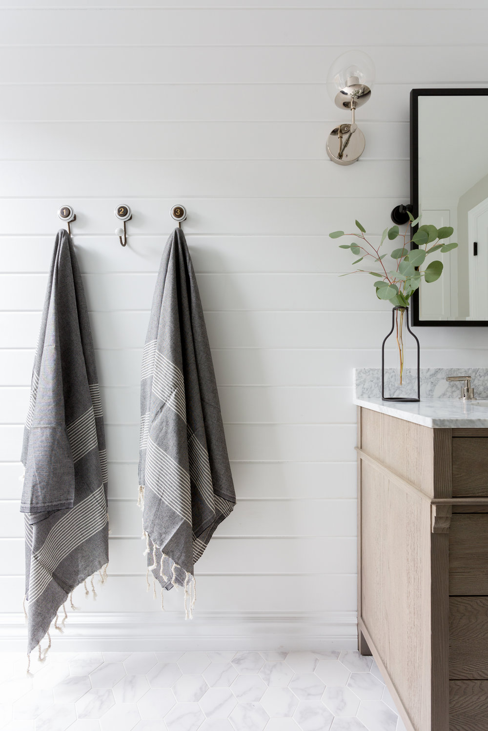 Get The Look: Modern Ranch Bathroom Remodel — Lindsey Brooke Design