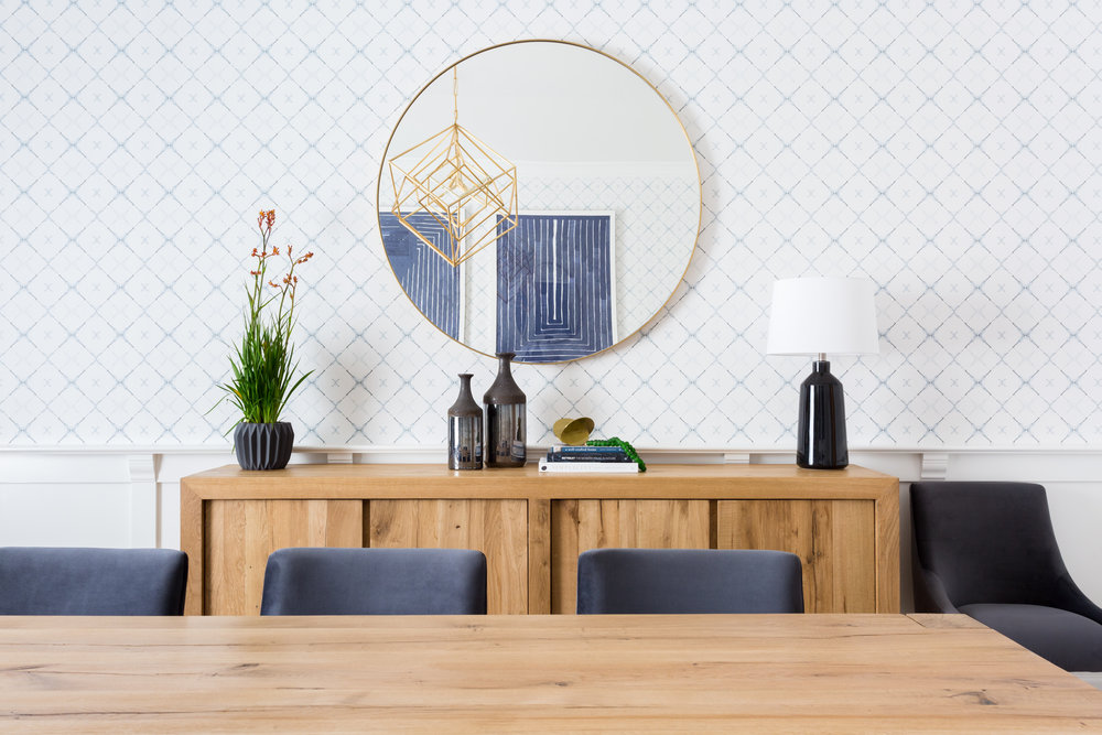 Cozy Mid Century Modern Dining Room | Lake Sherwood Project by Lindsey Brooke Design 7.jpg