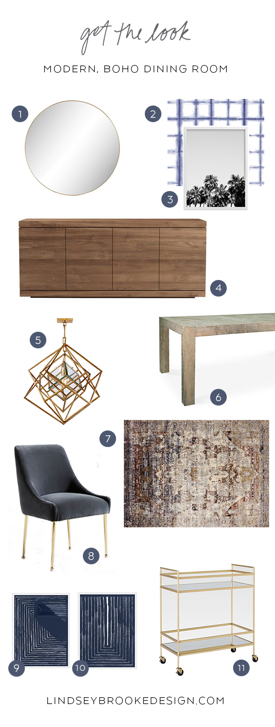 Get the Look: Modern Boho Dining Room.png
