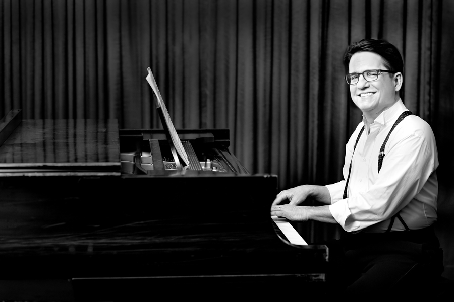 Keith Lockhart, Conductor, Boston Pops