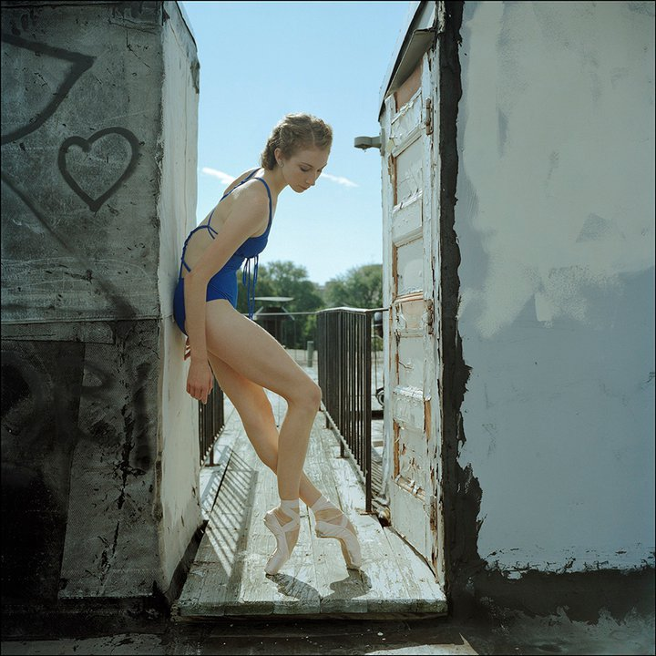 Ballerina Project, Photo by Dane Shitag
