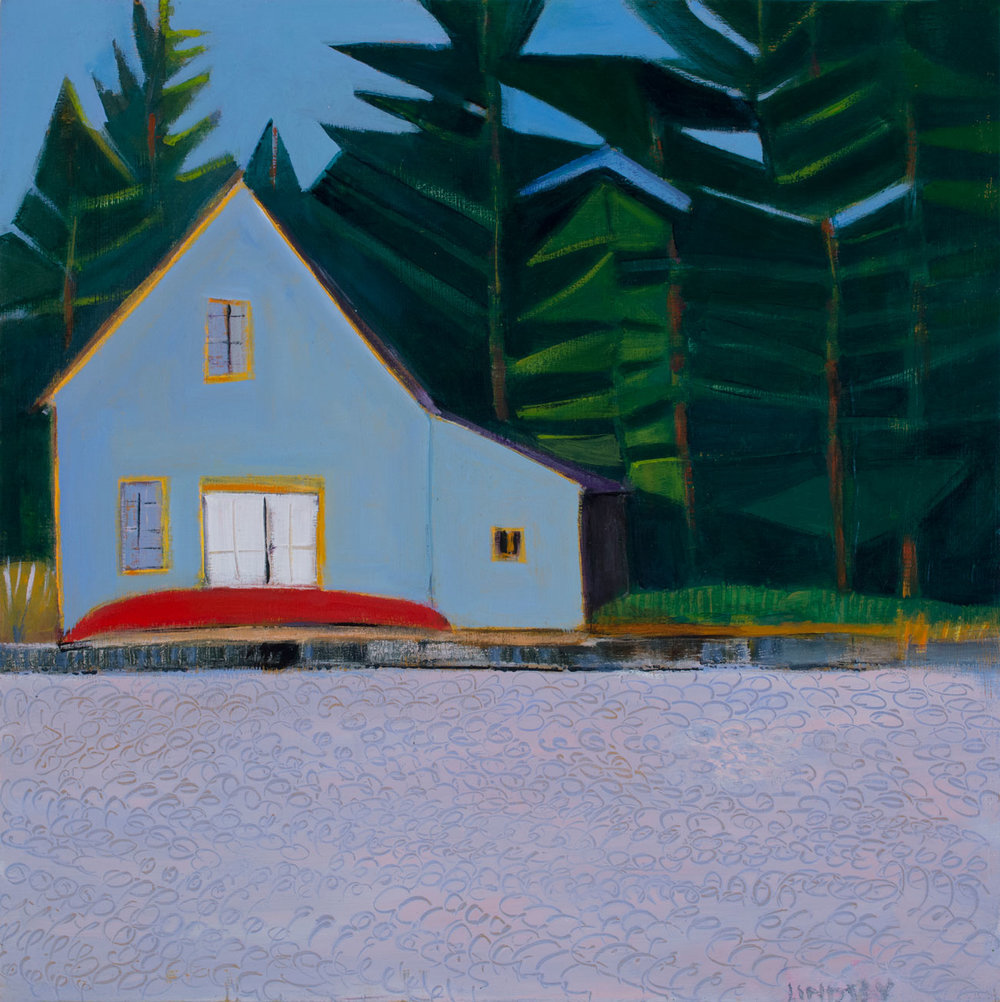 Little Cranberry Boathouse