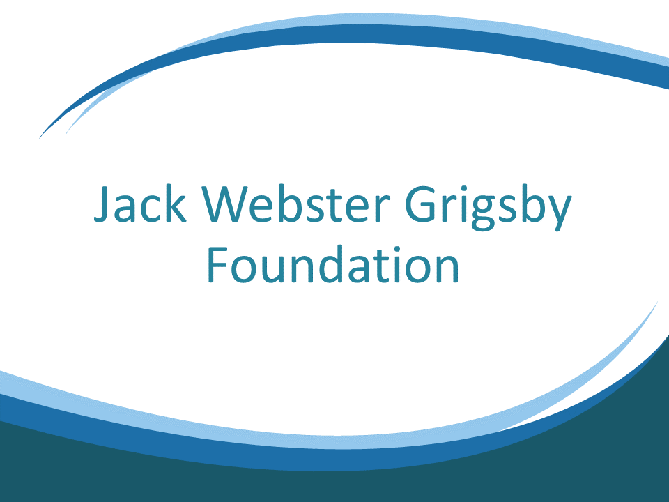 Jack Webster Grigsby Foundation.png