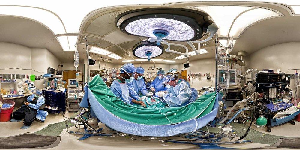 OPEN HEART -