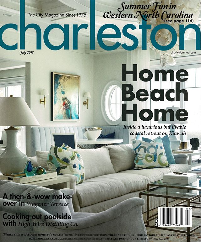 Check out our latest feature in Charleston Magazine! Big things are happening in The Mommy Pop Shop!