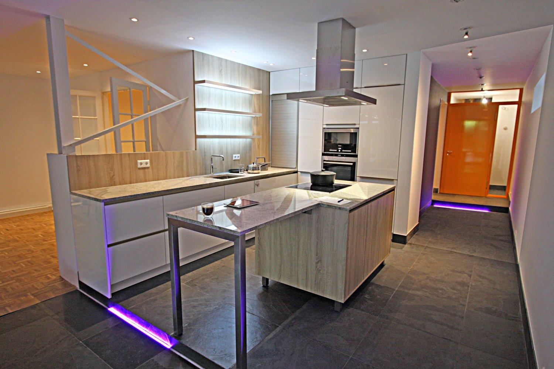ZLS OPEN PLAN Zensible Living - Al's kitchen cabinets