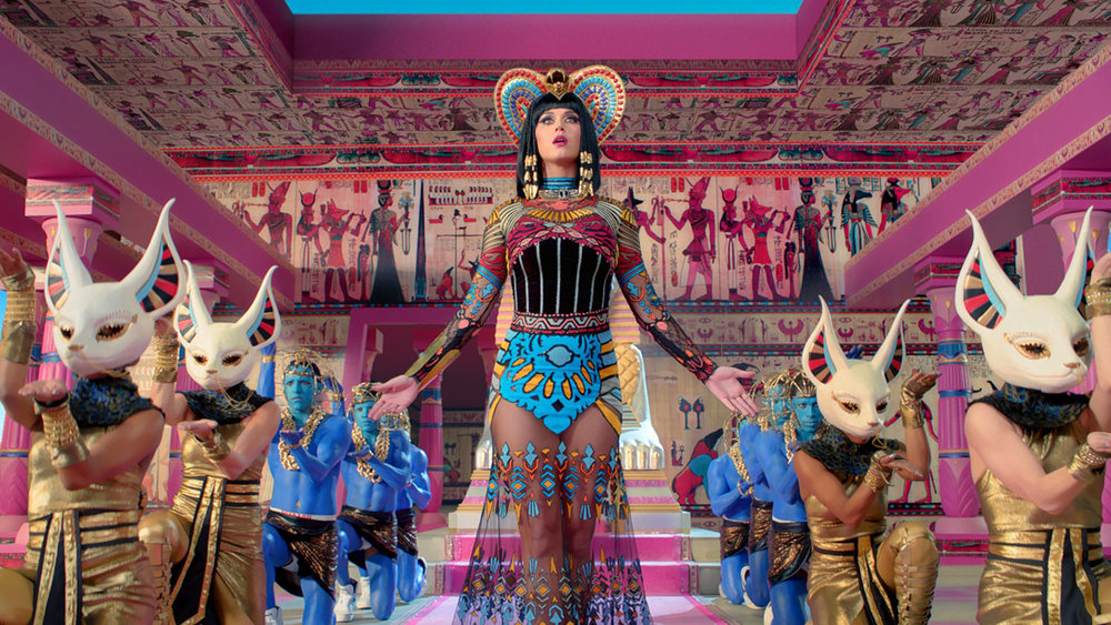 "Katy Perry - ""Dark Horse"""
