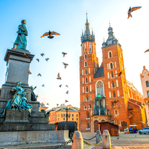 ADULT WOMEN   Krakow International Choral Festival -  Itinerary  &  Details  June 4 - 10, 2019