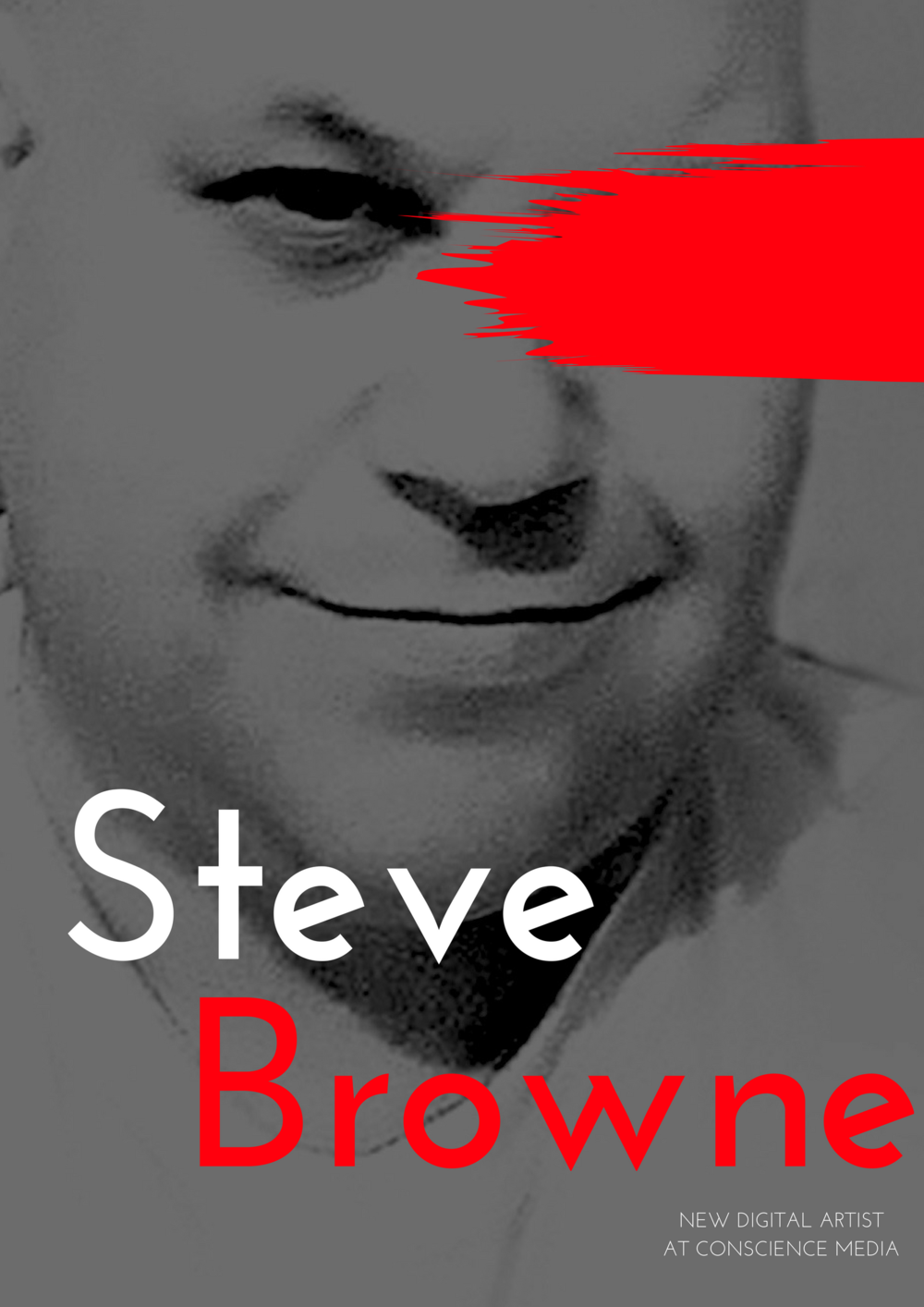 I have great hopes of working with Anna. I just know we have a great connection, and Anna loves my work. - Steve Browne