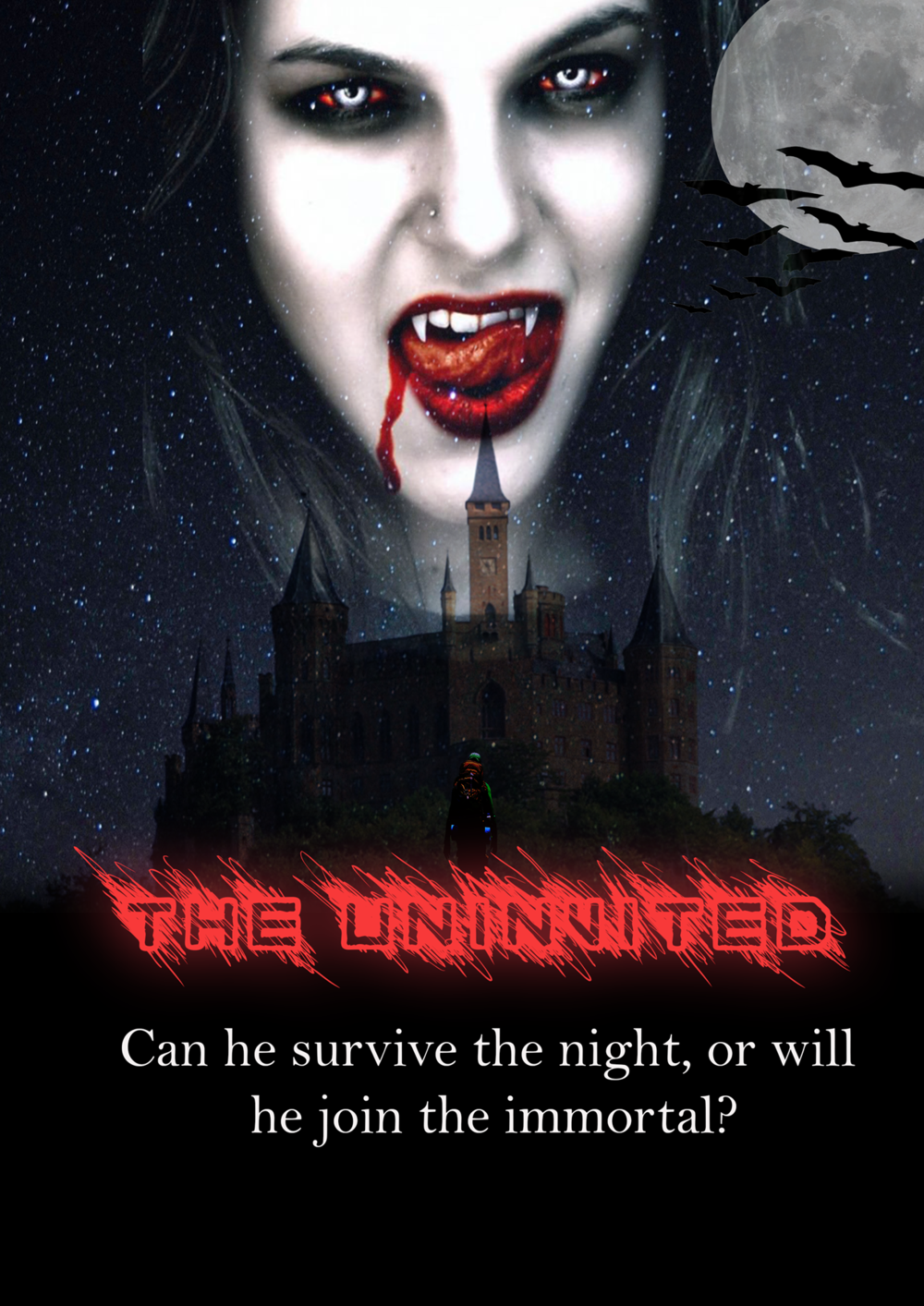 The Uninvited cover by Steve Browne.png