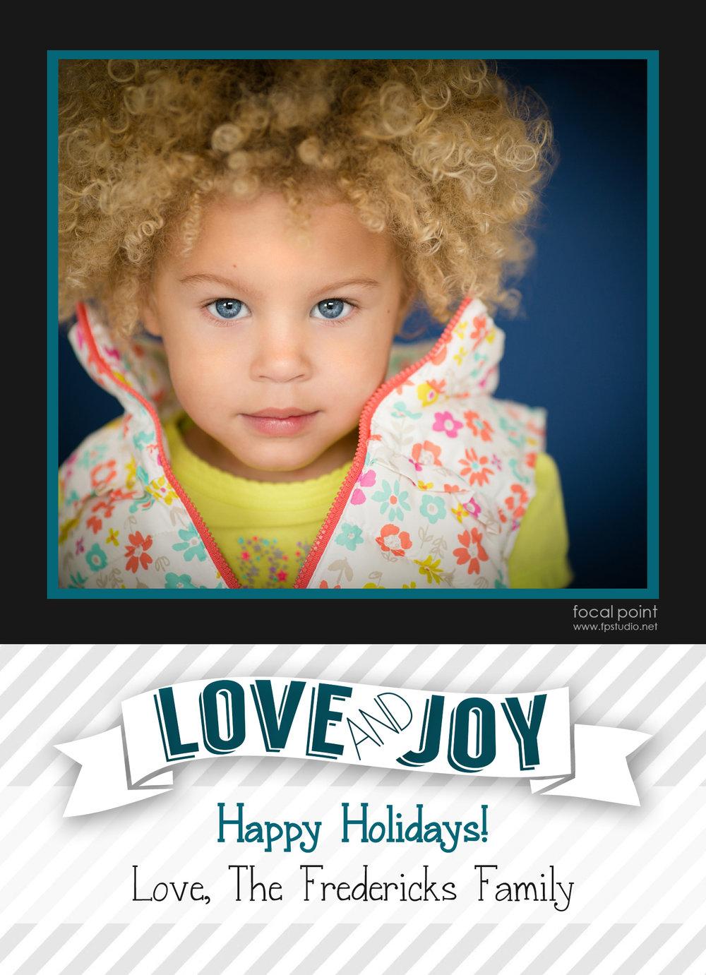 Love & Joy (V)