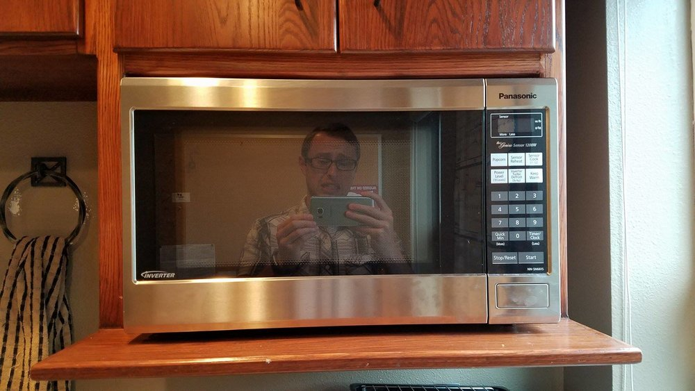 Reason #1: The Office Microwave - Why We're Becoming Digital Nomads