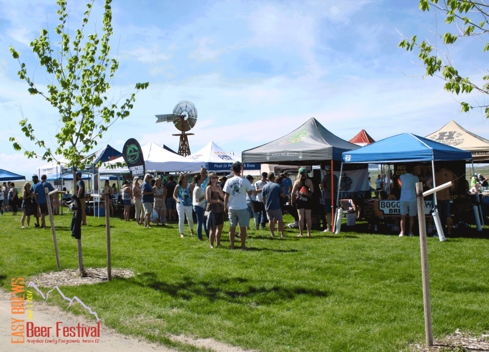 Easy BrewsBeer Festival - This year the first ever Easy Brews Beer Festival took place June 4th at the Arapahoe County Fairgrounds to raise awareness and funds for the bleeding disorder. The event benefited the National Hemophilia Foundation: Colorado Chapter.