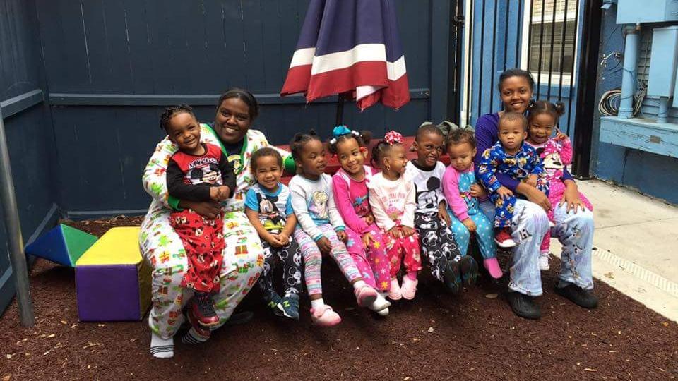 Pajama Day at Wilcox