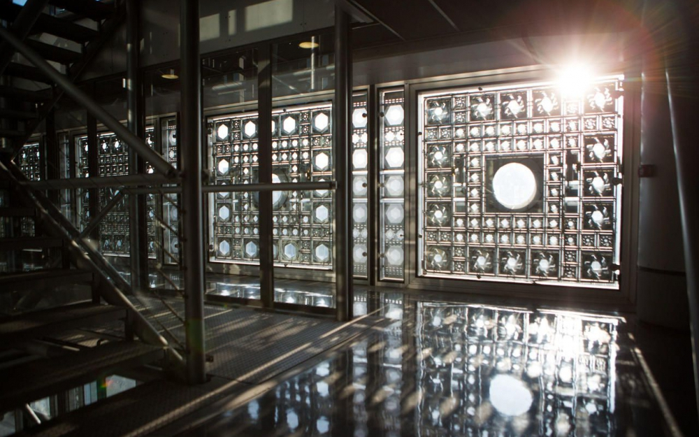 INSTITUT DU MONDE ARABE  - Sound Design for the lighting system