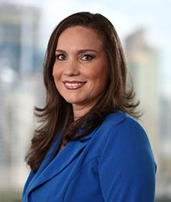 Esmeralda Parrilla M.  VP Human Resources GVA