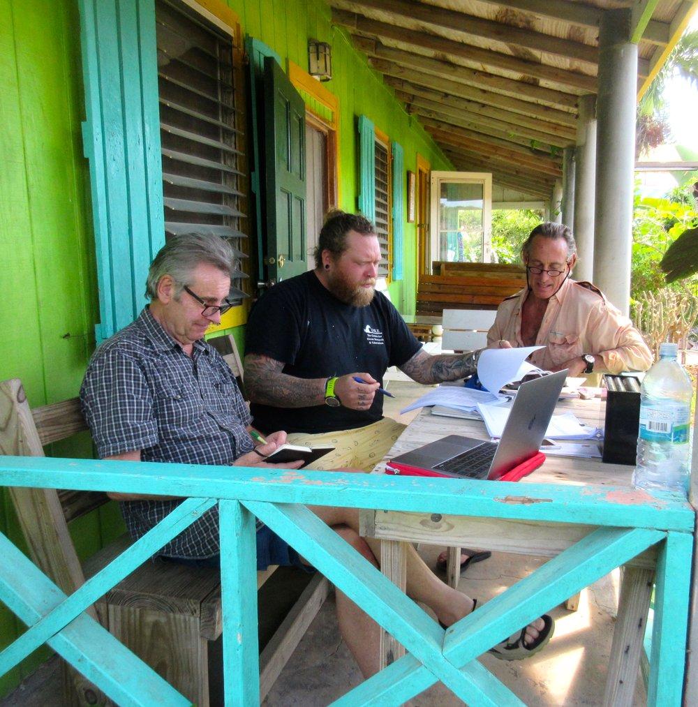 CORE board meetings