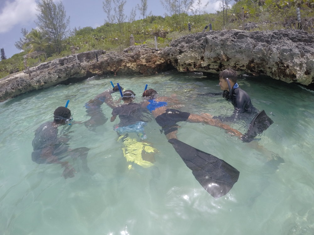 Summer Science Program - Eleuthera 2018