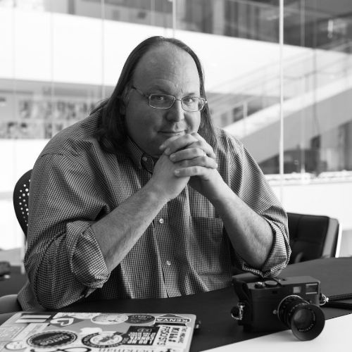 Ethan Zuckerman, Associate Professor of the Practice in Media Arts and Sciences, MIT Media Lab