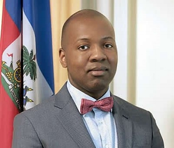 Paul Altidor, Ambassador of Haiti in Washington D.C., SPURS Alumni